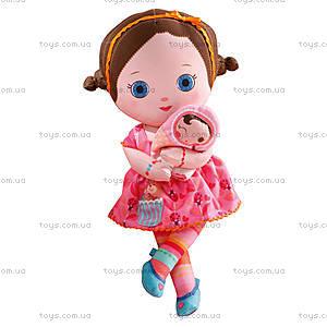 Мягкая игрушка Mooshka «Кукла Жанна», 526209