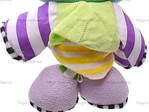 Мягкая игрушка «Музыкальная обезьяна», 4006, фото