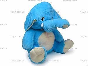 Мягкая игрушка «Музыкальный слоник», S-S38-3350/80, цена