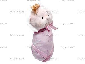 Мягкая игрушка «Новорожденный», К328М, фото