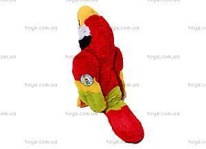 Мягкая игрушка «Попугай», HLW016, купить