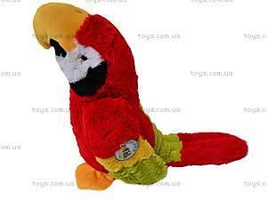 Мягкая игрушка «Попугай», HLW016, фото