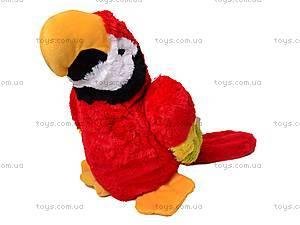 Мягкая игрушка «Попугай», HLW016