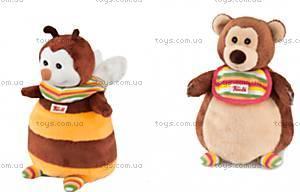 Мягкая игрушка-рукавичка «Оса-Медведь», 29981