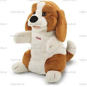 Мягкая игрушка-рукавичка «Бигль», 29928