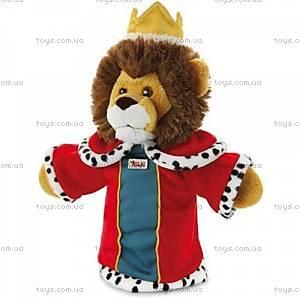 Мягкая игрушка-рукавичка «Король Лев», 29973