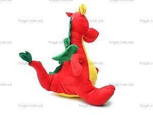 Мягкая игрушка «Сидящий дракончик», SP09179, фото