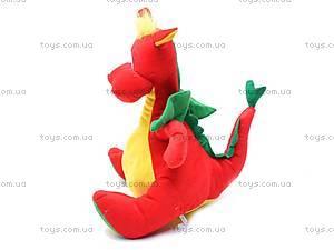 Мягкая игрушка «Сидящий дракончик», SP09179, цена