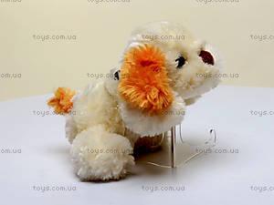 Мягкая игрушка «Собачка», музыкальная, F-JCH1212