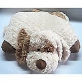 Мягкая игрушка «Собачка-подушка», 4501GO, фото