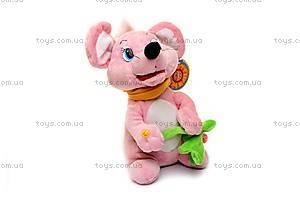 Мягкая игрушка «Танцующая мышка», 1992-4ВТ, купить
