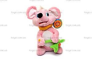 Мягкая игрушка «Танцующая мышка», 1992-4ВТ