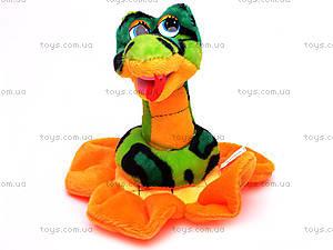 Мягкая игрушка «Змейка», M-ZY1025, купить