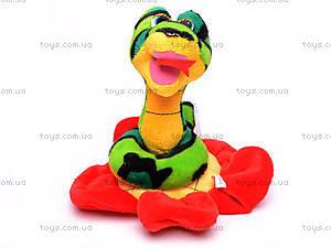 Мягкая игрушка «Змейка», M-ZY1025, отзывы