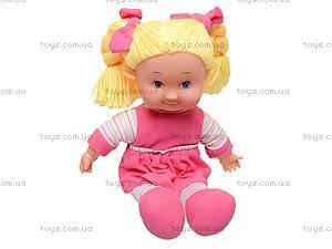 Мягкая кукла детская, 12102