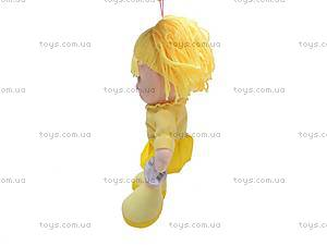 Мягкая кукла для девочек, E0314F(ABC), фото