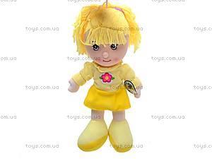 Мягкая кукла для девочек, E0314F(ABC)