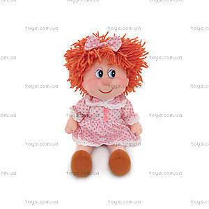 Мягкая кукла «Любаша», LF1095
