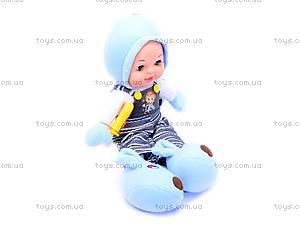 Мягкая кукла, в пакете, T1836A-T1841A, фото
