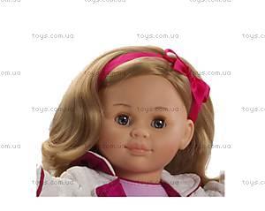 Мягкая кукла Иза с каркасом, 06202, купить