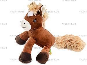Мягкая лошадь «Булан», К028НМ, игрушки