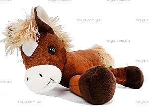 Мягкая лошадь «Булан», К028НМ