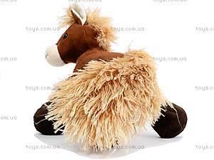 Мягкая лошадь «Булан», К028НМ, магазин игрушек