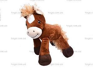 Мягкая лошадь «Булан», К028НМ, купить