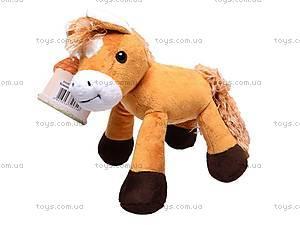 Мягкая лошадь «Булан», К028НМ, фото
