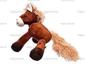Мягкая лошадь «Булан», К028НМ, цена