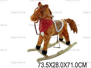 Мягкая лошадь-качалка, 1685-3