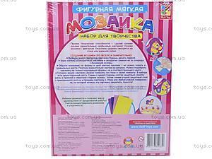 Мягкая мозаика для детей, VT2301-0102, отзывы
