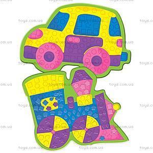 Мягкая мозаика для детей, VT2301-0102, магазин игрушек