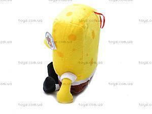 Мягкая музыкальная игрушка «Губка Боб», М-XY4622-В, купить