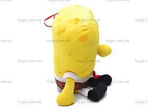 Мягкая музыкальная игрушка «Губка Боб», М-XY4622-В, отзывы