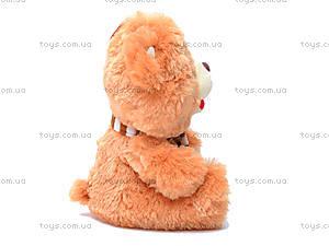 Мягкая музыкальная игрушка «Медвежонок», S38-1258/28, купить