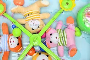 Мягкая музыкальная игрушка, на кроватку, HL2012-25, цена