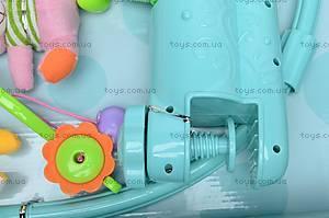 Мягкая музыкальная игрушка, на кроватку, HL2012-25, детские игрушки