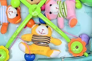 Мягкая музыкальная игрушка, на кроватку, HL2012-25, магазин игрушек