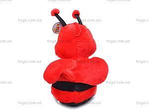 Мягкая музыкальная игрушка «Пчелка», M-CW-8273-2, купить