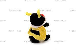 Мягкая музыкальная игрушка «Пчелка Бари», F-4196, фото