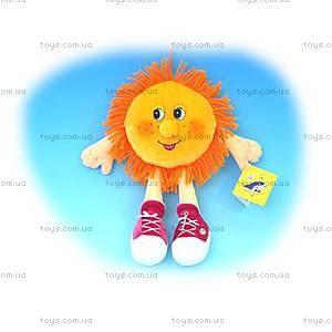 Мягкая музыкальная игрушка «Солнце», LA8069