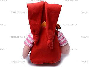 Мягкая музыкальная кукла «Пуговка», 080208, цена