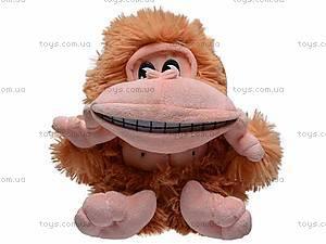 Мягкая музыкальная обезьянка, МТ2-4286, купить