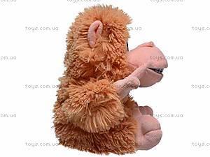 Мягкая музыкальная обезьянка, МТ2-4286, фото
