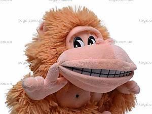 Мягкая музыкальная обезьянка, МТ2-4286
