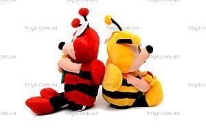 Мягкая музыкальная пчелка, M-CW-8273-3, купить