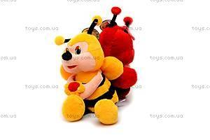 Мягкая музыкальная пчелка, M-CW-8273-3, фото