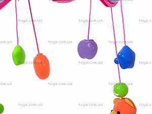 Мягкая музыкальная погремушка, HL2012-20, детские игрушки