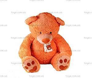 Мягкая музыкальная игрушка «Медведь с шарфом», JX6547-185